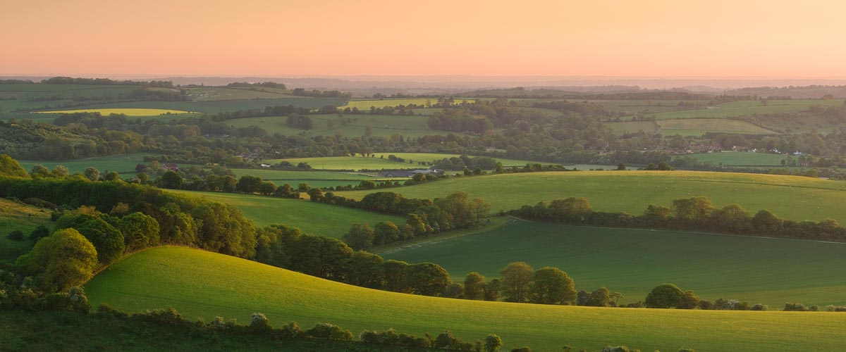 Hampshire Landscape Photography